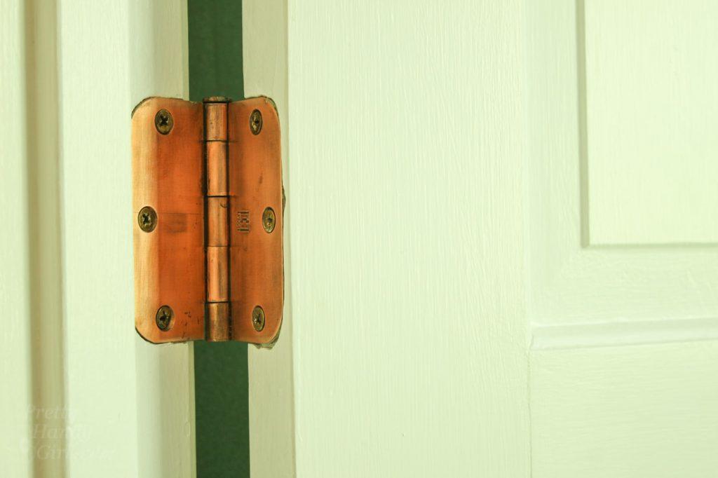 Door Hinges Paint covers NO MORE OVERSPRAY!