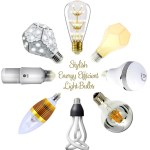 12 Stylish Energy Efficient Bulbs | Pretty Handy Girl