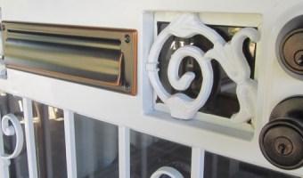 How to Repaint a Metal Door