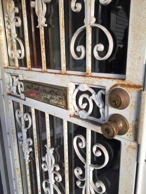 How To Repaint A Metal Storm Door Pretty Handy Girl