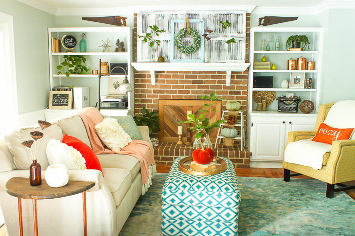 Pretty Handy Girl's Fall Home Tour