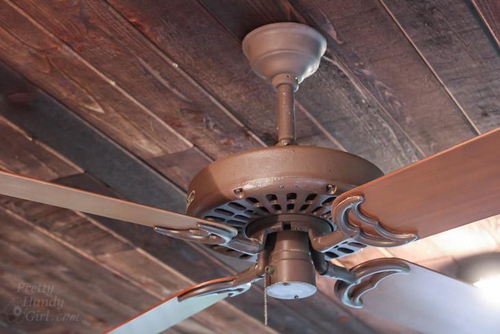 Ceiling Fan Wiring Red Black White Copper