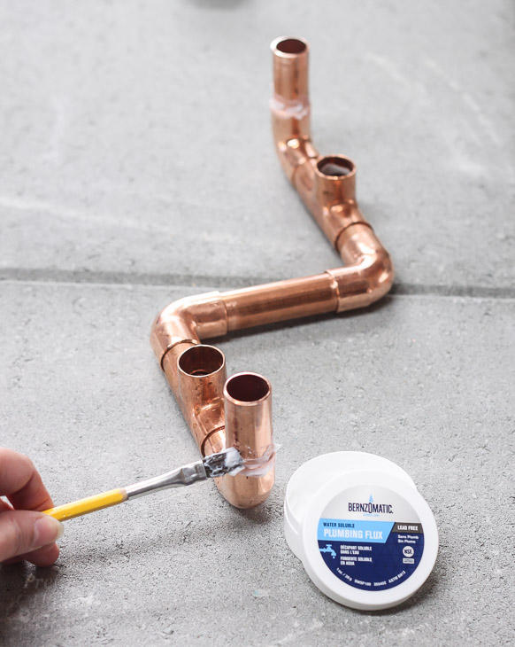 flux-all-connections-copper-pipe