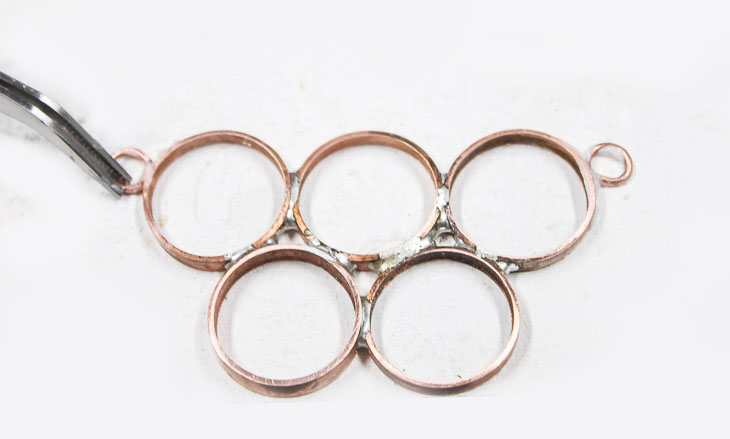 DIY Copper Ring Jewelry   Pretty Handy Girl