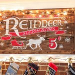 How to Make a Vintage Rustic Sleigh Ride Sign