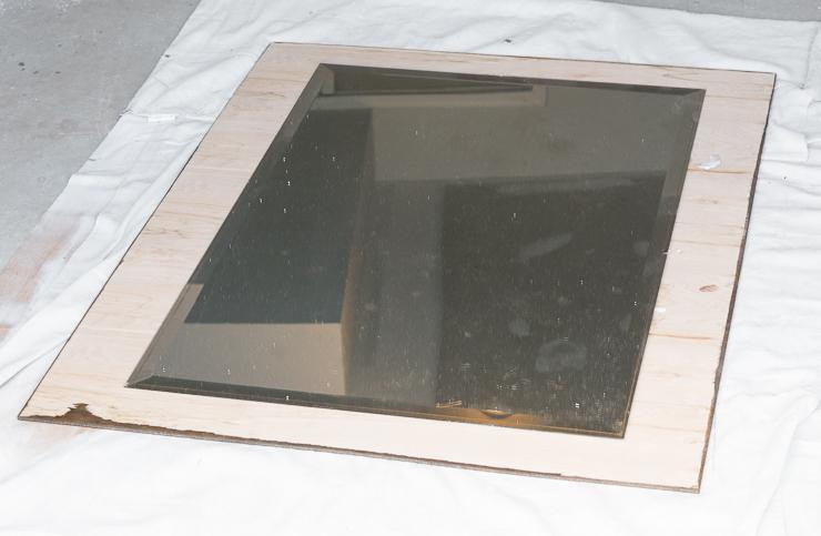 diy wood mirror frame. Wonderful Mirror For Diy Wood Mirror Frame