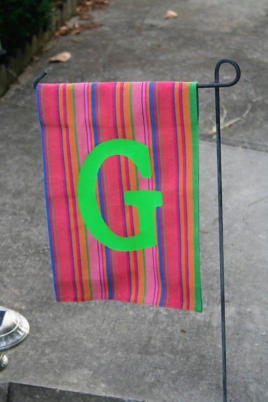 Garden-Flag