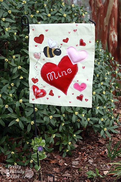 Valentine Garden Flat