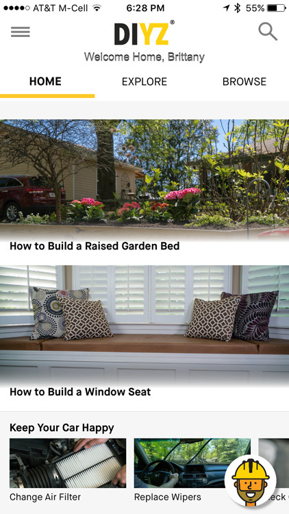 Use this App to Improve Your Home's Curb Appeal today!!!