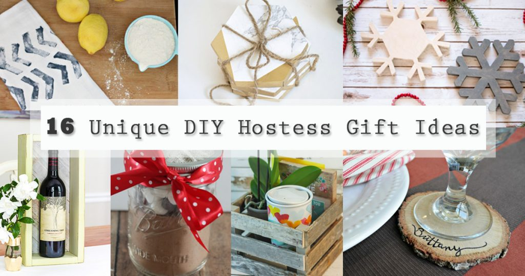 16 Unique Diy Hostess Gift Ideas Pretty Handy Girl