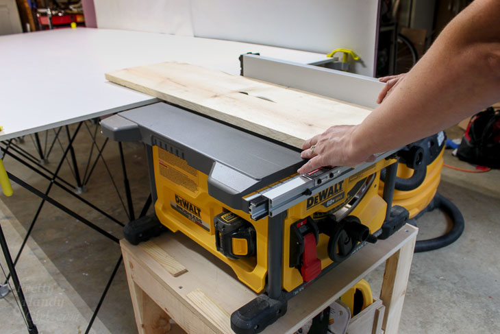 Brilliant Table Saw Stand And Collapsible Out Feed Work Table Pretty Beatyapartments Chair Design Images Beatyapartmentscom