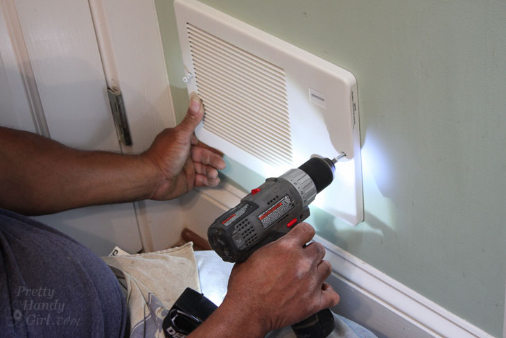 Warm Solution for Cold Rooms in Your House cover install