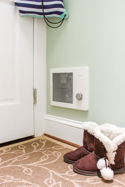Warm Solution for Cold Rooms in Your House wall heater test