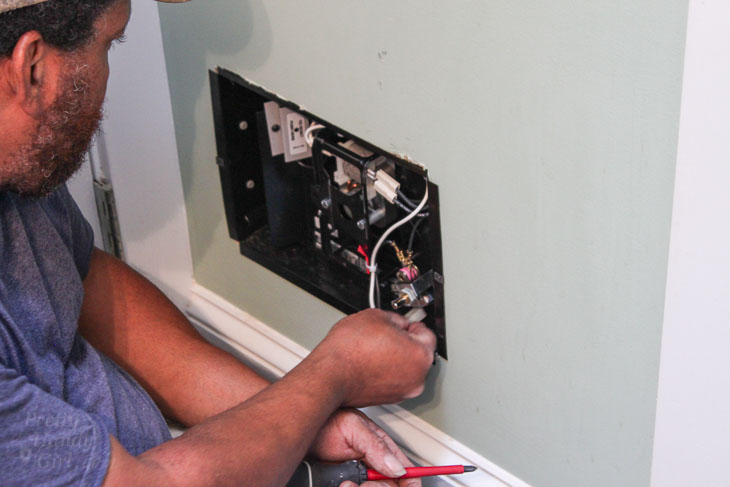 Warm Solution for Cold Rooms in Your House electrical install