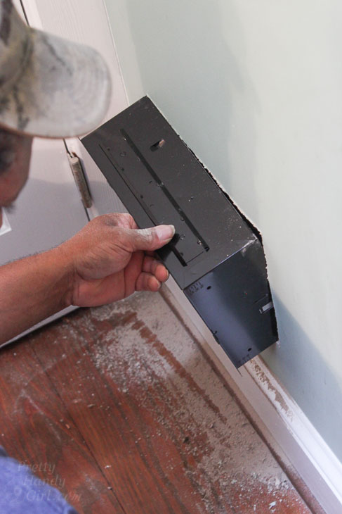 Warm Solution for Cold Rooms in Your House heater install