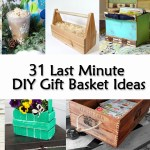31 last minute gift basket ideas social media images