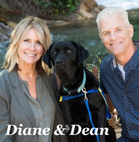 Diane and Dean Contributor headshots