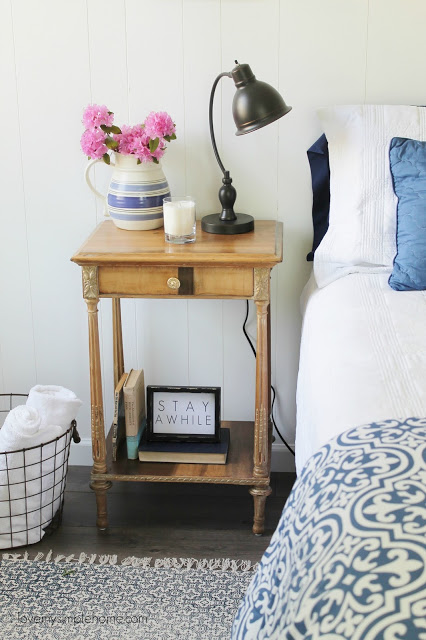 Love My Simple Home Rescued Nightstand
