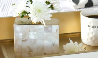 Upcycle Idea: Turn a Soap Dispenser into a Vase
