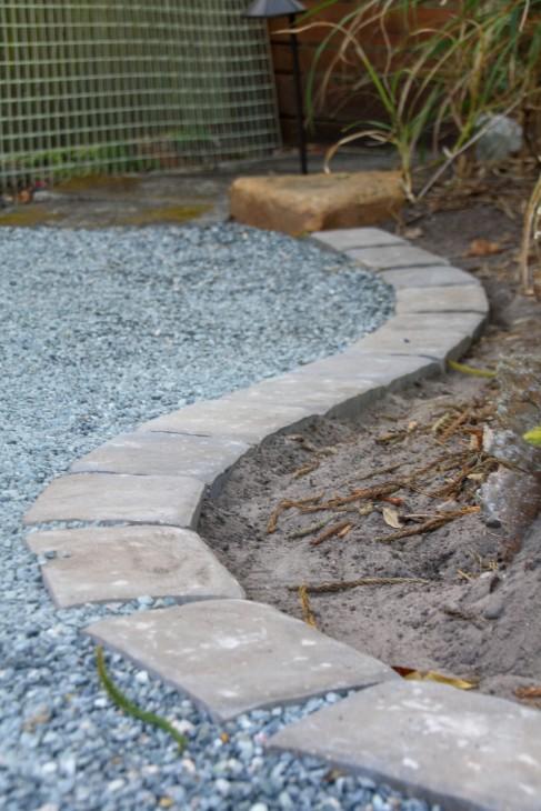 Install Concrete Paver Edging