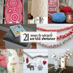21 ways to reuse or upcycle an old sweater featured image