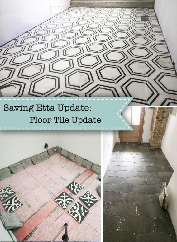 Saving Etta: Floor Tile Update