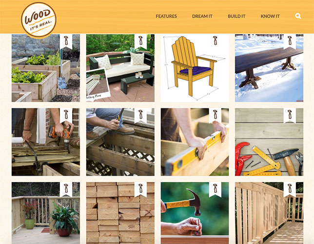 wood its real website - plans and ideas