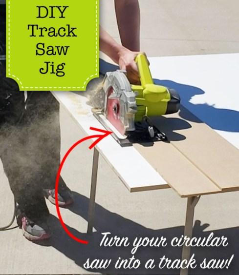 diy track saw jig
