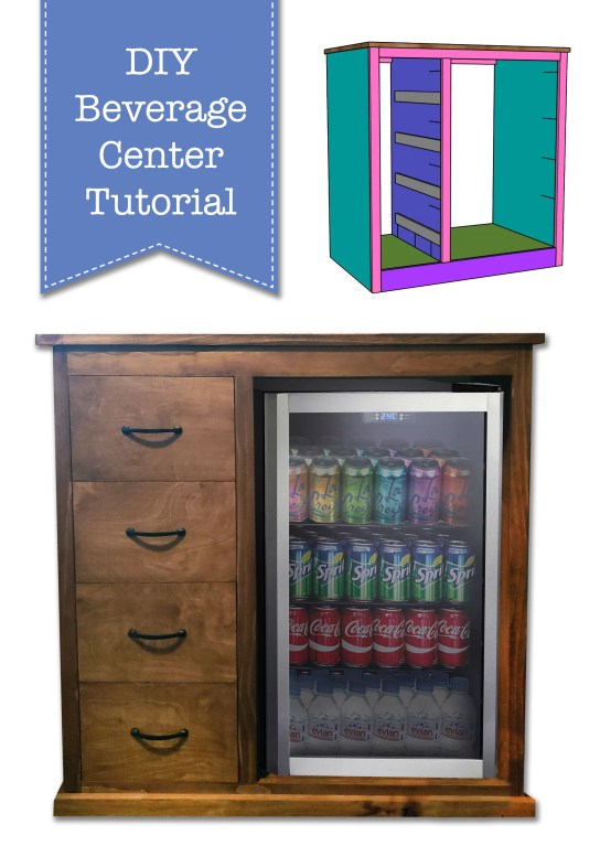 DIY Beverage Center