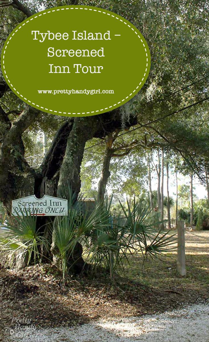 Tybee Island Screened Inn Tour