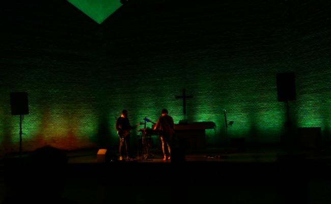 BERICHT: Moving Noises Festival 2015  Christuskirche Bochum