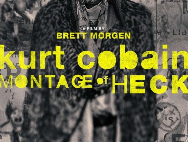 "Erster Kurt Cobain ""Montage of Heck"" Trailer online!"