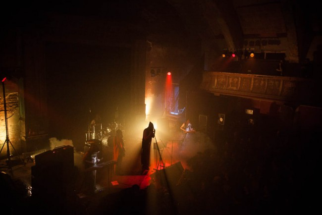 BERICHT: Doom Over Leipzig V, 08.-11.04 2015, UT Connewitz Leipzig