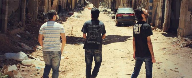 Syrian Metal Is War
