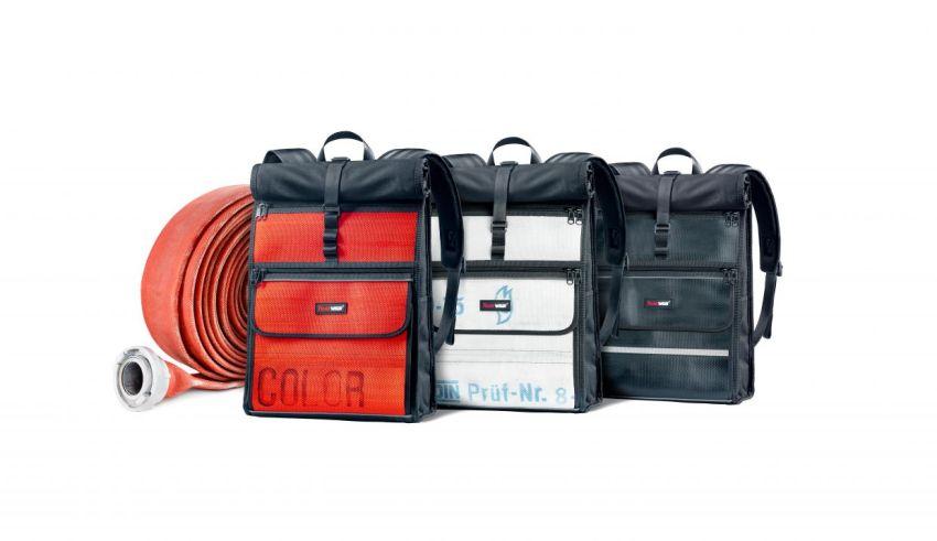 Feuerwear Rolltop-Rucksack Eddie