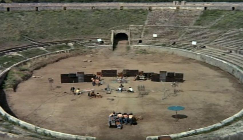 Pink Floyd Pompeii