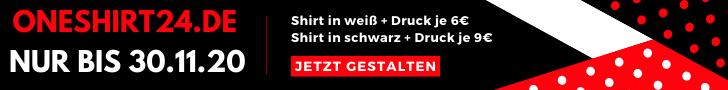 oneshirt24.de Superdeal
