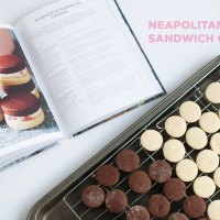 Neapolitan Sandwich Cookies from the trEATs Book