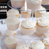 New Year's Eve Prosecco Cupcake Tower