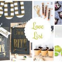 Love List 10/21/15: Halloween Crafts