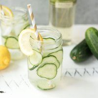 Cucumber Cooler Recipe Featuring Zubrowka