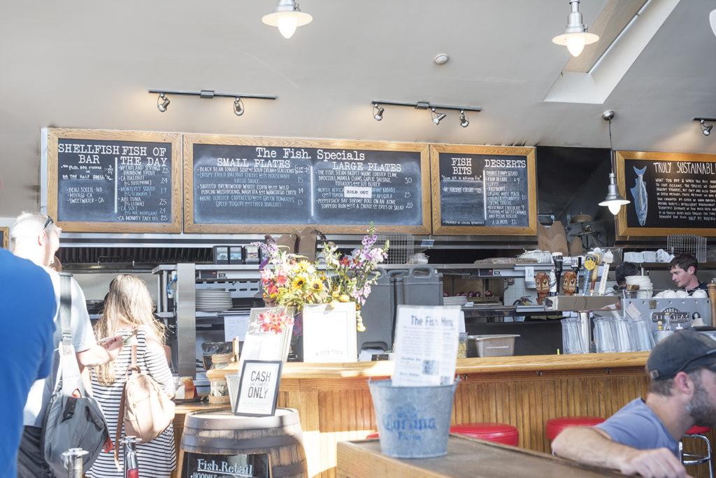 Fresh Fish San Francisco Restaurant