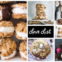 Love List 8/1/18: Ice Cream Sandwiches