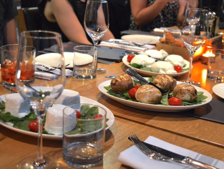 Obicà: The First Mozzarella Bar in London