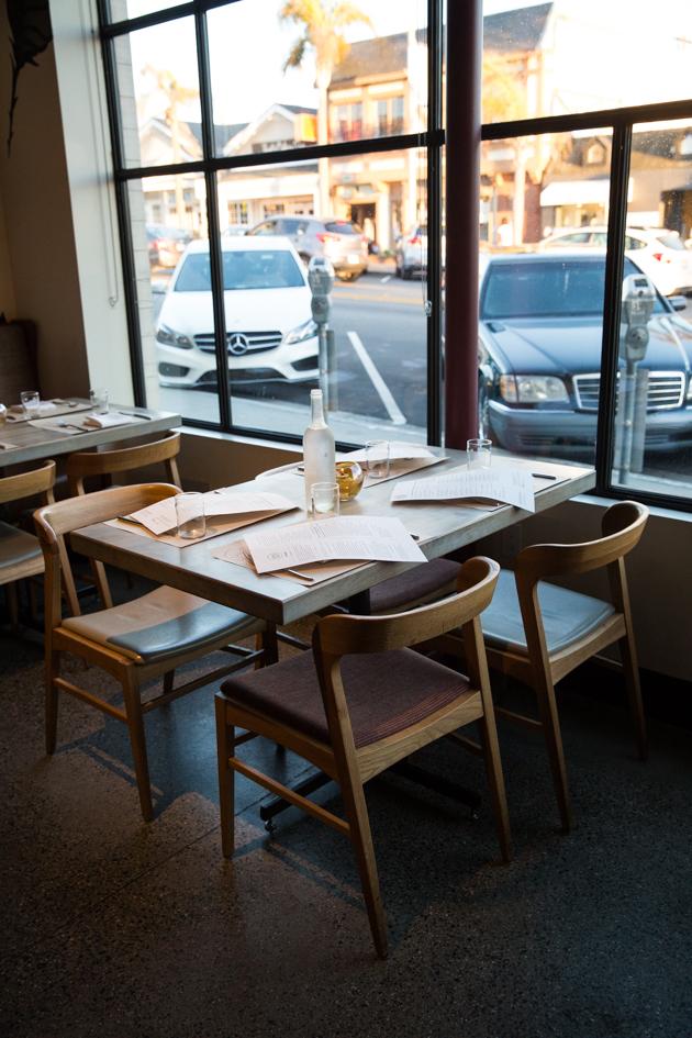 Love & Salt Restaurant Manhattan Beach