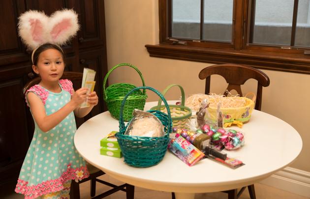 Easter Basket Making Ideas