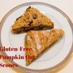 Gluten-Free Pumpkin Oat Scones