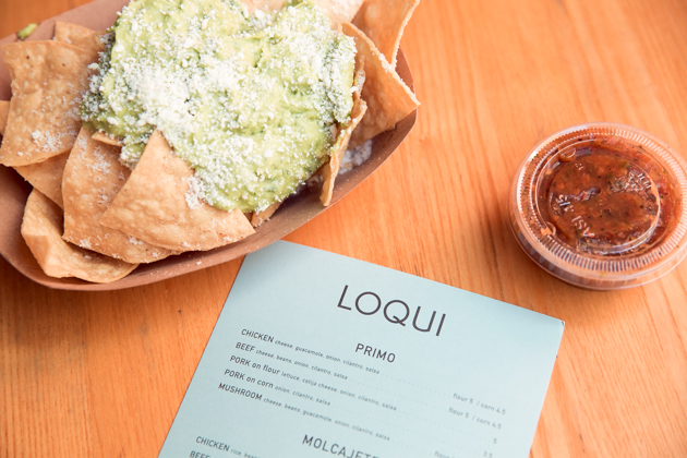 Lunch Date at Loqui