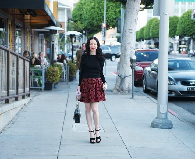 One Skirt, Three Ways