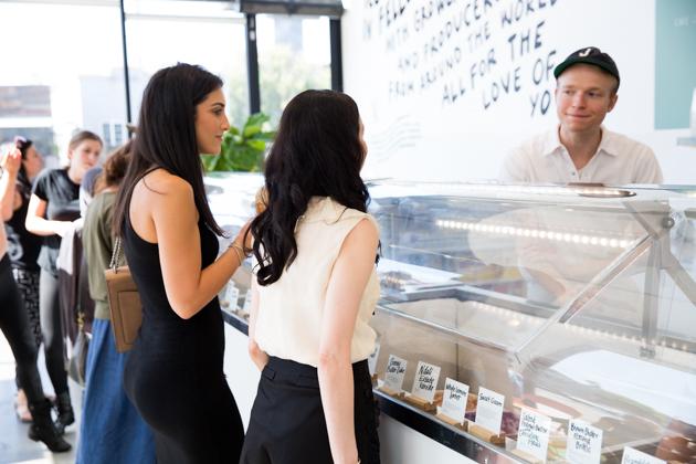 Blogger Ice Cream Date - Pretty Little Shoppers Blog